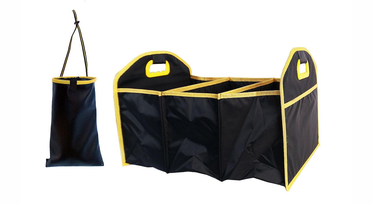 کیسه زباله برای ماشین 2